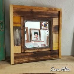 Espelho Retalhos