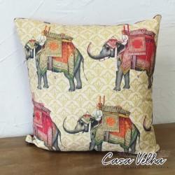 Capa de Almofada Elefante
