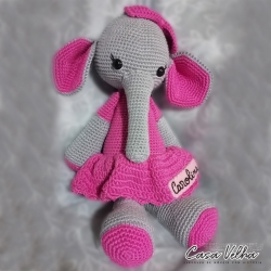 Menina elefante